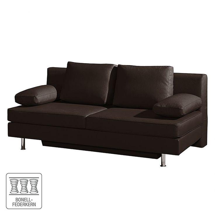 schlafsofa emmanuela echtleder braun roomscape jetzt bestellen unter httpsmoebelladendirektdewohnzimmersofasschlafsofasuidd2be8939 d42b 561d - Fantastisch Modern Sofa Kaufen