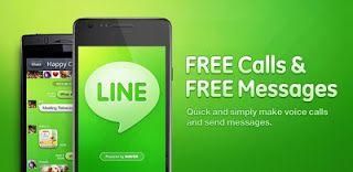 Now... You can instal Apps Line for nokia mobile. http://infonewbi.blogspot.com/2013/05/download-aplikasi-line-untuk-hp-nokia.html Have fun :D