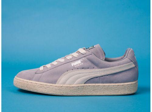 Мужские кроссовки PUMA Suede Classic - Quarry