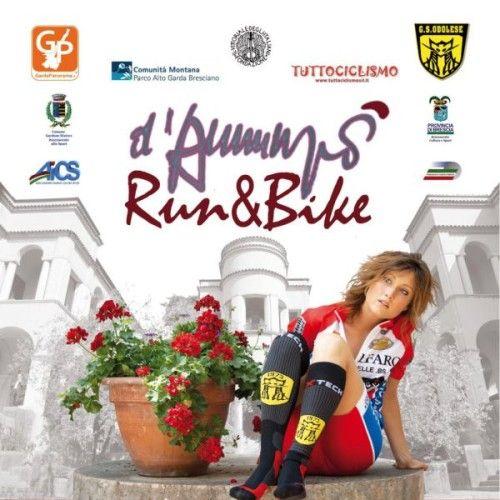 Domenica 11 ottobre 2015 si svolge l'edizione 2015 della D'Annunzio Run & Bike @gardaconcierge