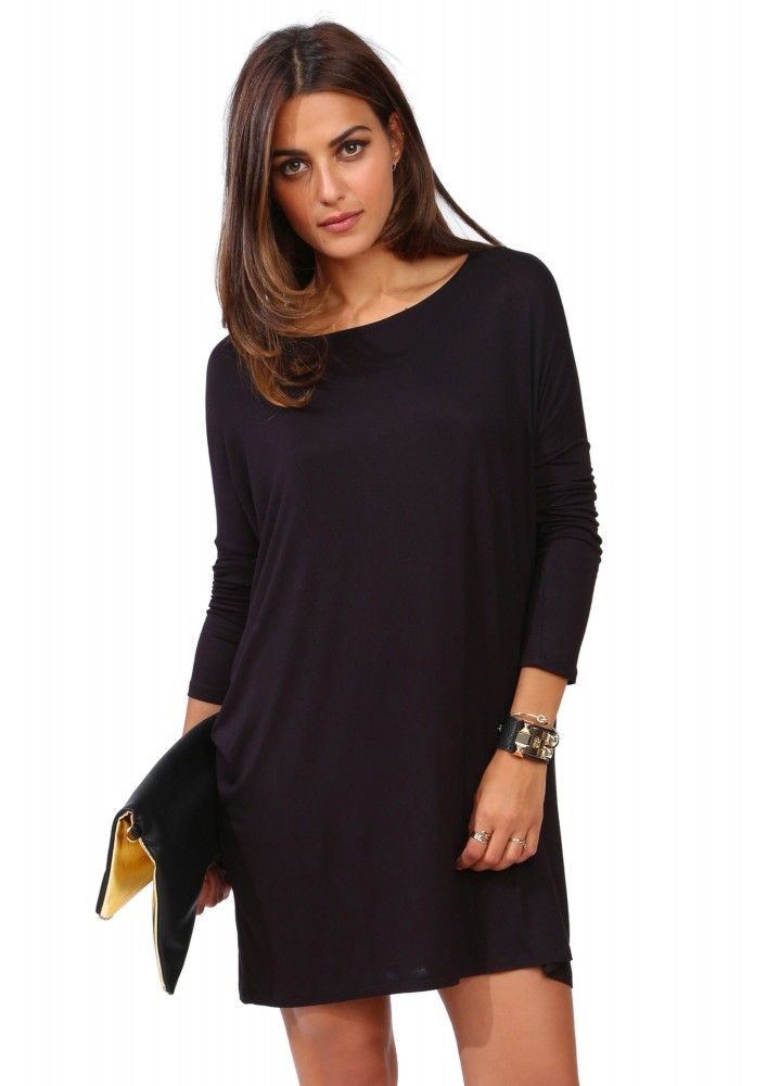 The Necessary Basic Dress in Black | Necessary Clothing