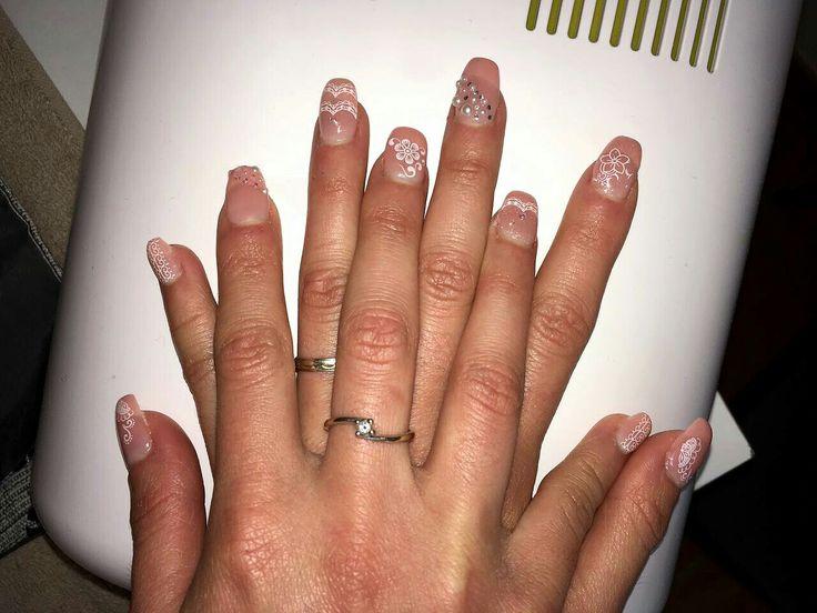 Nails sposa 😍❤