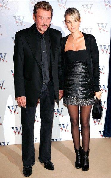Johnny Hallyday Photos - Oliver Stone and Josh Brolin at the Paris premiere of 'W', Cinema Gaumont Marignan, Paris, France. - 'W' Paris Premiere