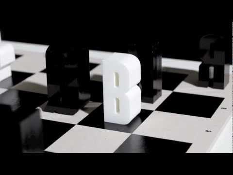 #typography #chess type(chess)set