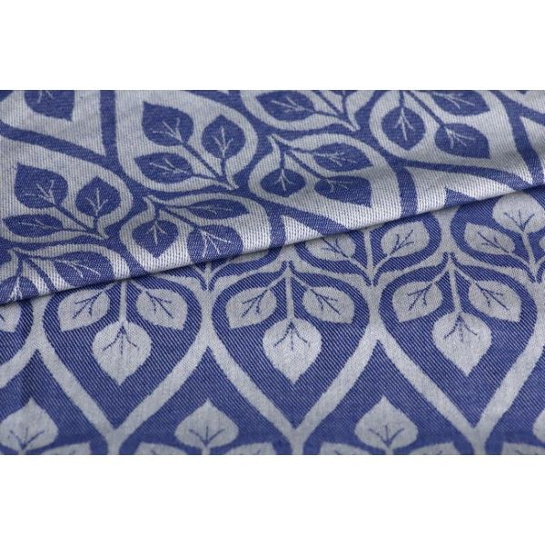 Yaro La Vita Dark Blue Woven Wrap