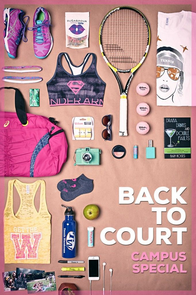 Back to school, back to court! TW Campus Special