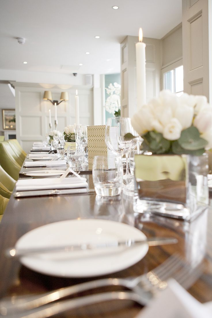 34 Best Images About Weddings With Etm On Pinterest Glamorous Chiswell Street Dining Room Inspiration