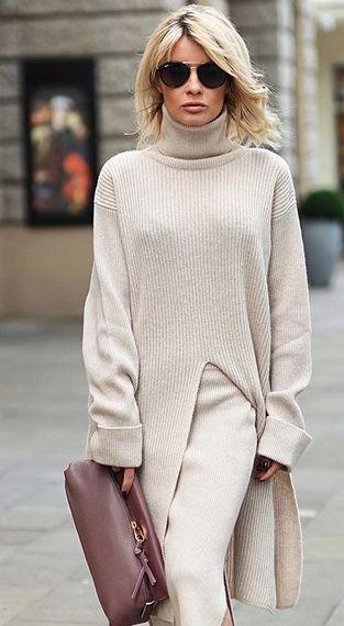 Nun, das ist meine Art von Pullover. Umfasst alle meine Lieblings-Pullover-Elemente mit