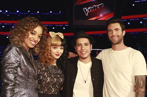 Are you #TeamAdam!? #TheVoice #Top12
