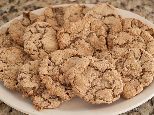 shredded mini wheat crumb cookies 20121201-_C017400.jpg by trinketsofthought, via Flickr