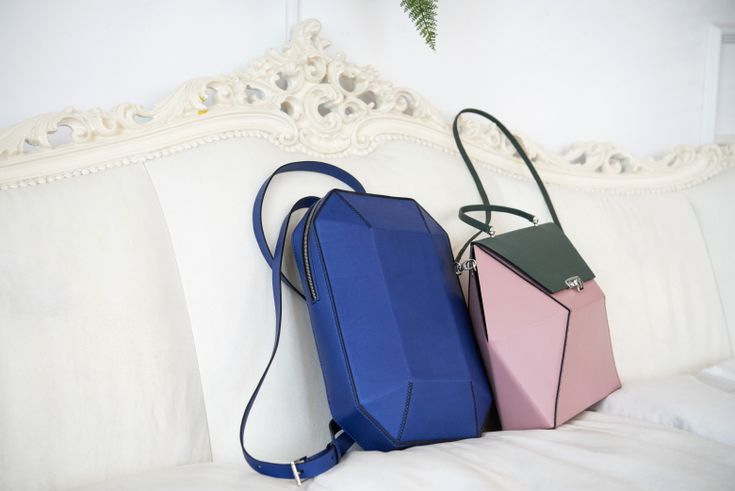 Beautiful, hand made Luvers bags