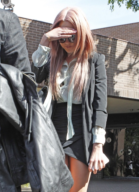 Criminal Mastermind Amanda Bynes Adds another Hit and Run to her List of Felonies (Photo)