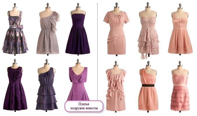 Какое пошить платье фасоны платьев