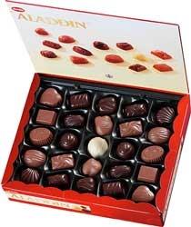 Marabou choklad - Aladdin