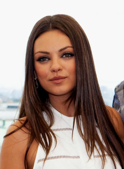 MILA KUNIS - I LOVE BEING SINGLE