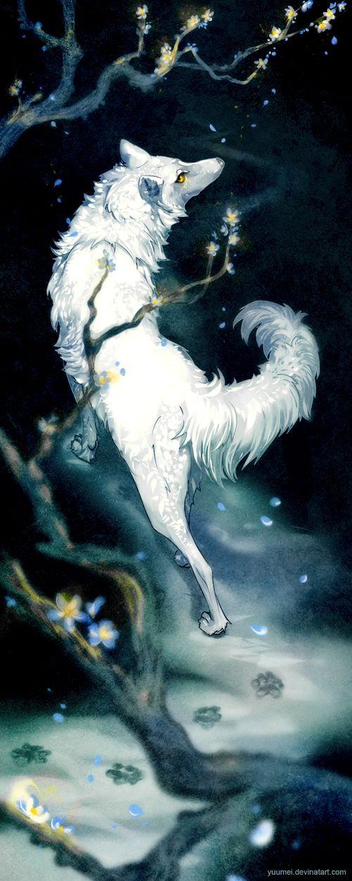 Wanderer by Yuumei (via anipan.com)