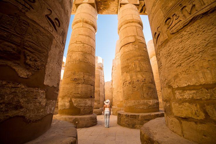Croisière sur le Nil : Karnak