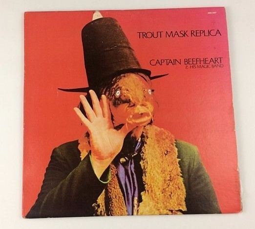 Captain Beefheart Trout Mask Replica 2MS-2027 Double LP Vinyl Record Album Zappa #ExperimentalRockProgressiveArtRockRocknRollSingerSongwriter