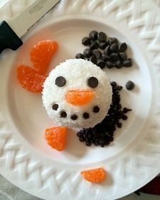 Do You Want to Build a Snowman (Cupcake)? | Martha Stewart