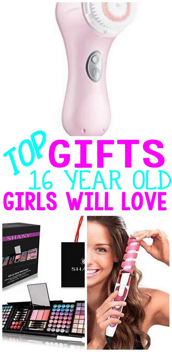 Best Gifts 16 Year Old Girls Will Love Birthday Presents For