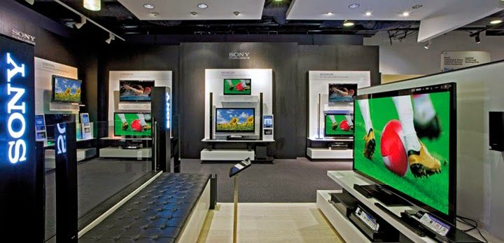 Sony Service Centers in India: Sony Service Centers in Ahmedabad