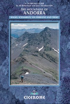 Cover of The Mountains of Andorra