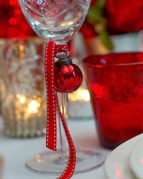 ciao! newport beach: what to do with those pretty vintage glass ornaments