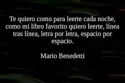 La extensa y maravillosa obra que nos legó el fantástico Mario Benedetti es una escalera a nuestros sueños. Mario Benedetti es uno de lo...