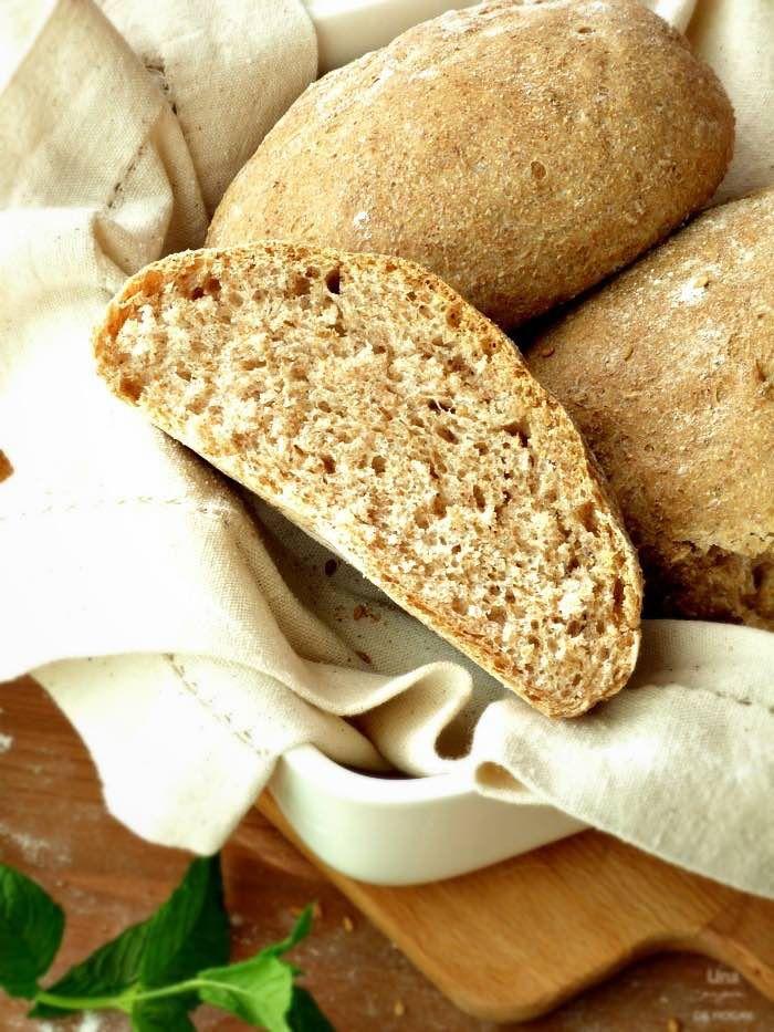 Pan integral casero   Una Pizca de Hogar #bread