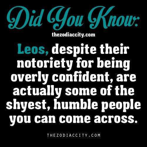 Zodiac Facts: Leo