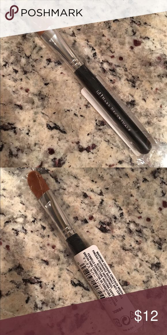 Bare minerals brush Brand new bare minerals concealer brush. Never used or opened. For sale only. Bare Escentuals Makeup Brushes & Tools