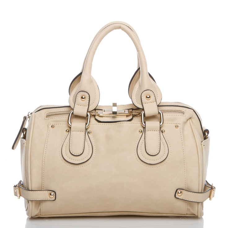 There's nothing basic about this neutral tone bag