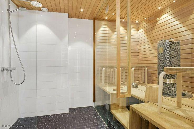 interesting sauna