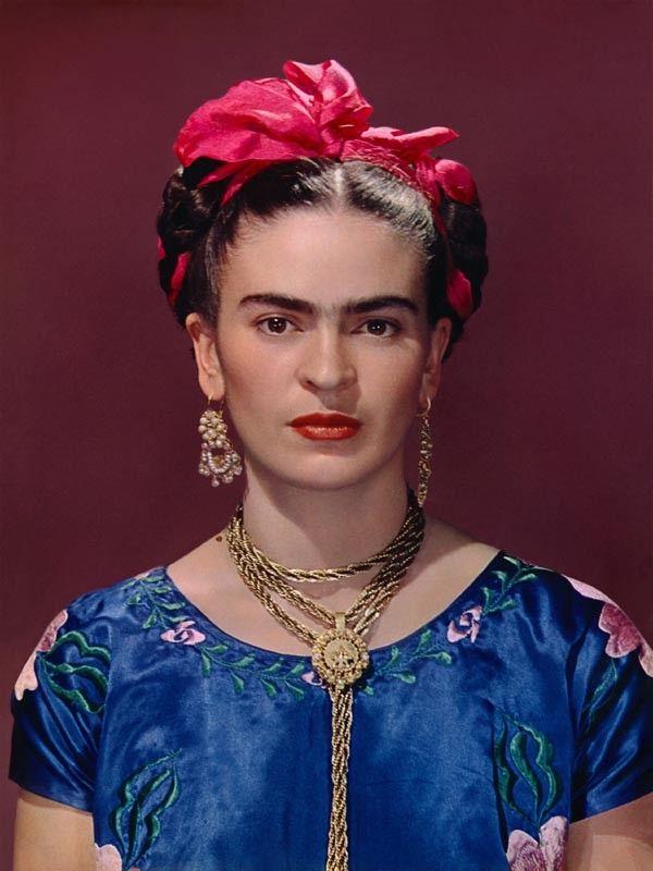 Frida Kahlo in Preterite