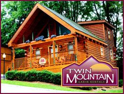 Summer will soon be fading away, so reserve your cabin today! Twin Mountain offers a variety of cabins to fit the needs of any family!   #twinmountaincabins  #smoky mountains