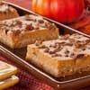 Pumpkin Cheesecake Squares | mrfood.com