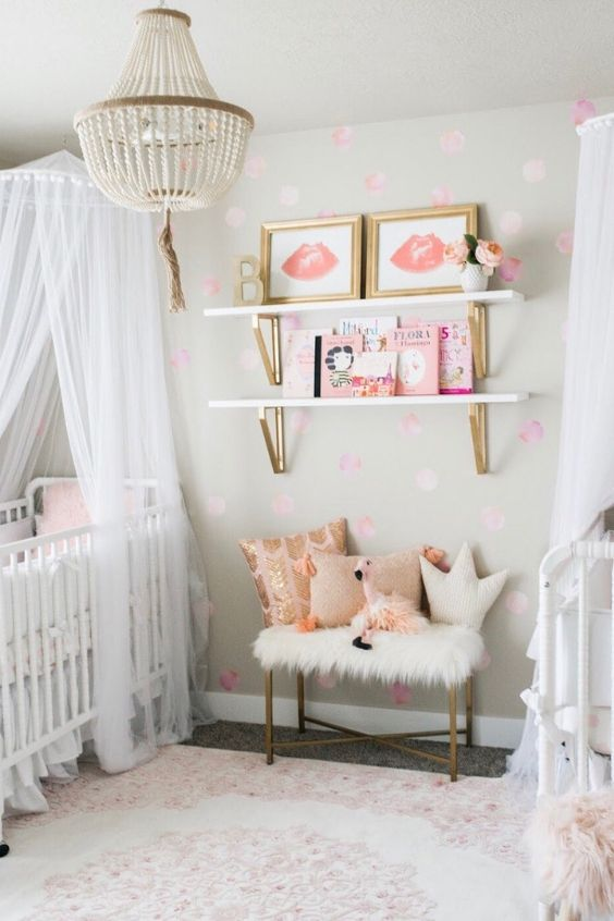 Wondrous The Ultimate Guide To Designing A Twin Nursery Really Download Free Architecture Designs Grimeyleaguecom