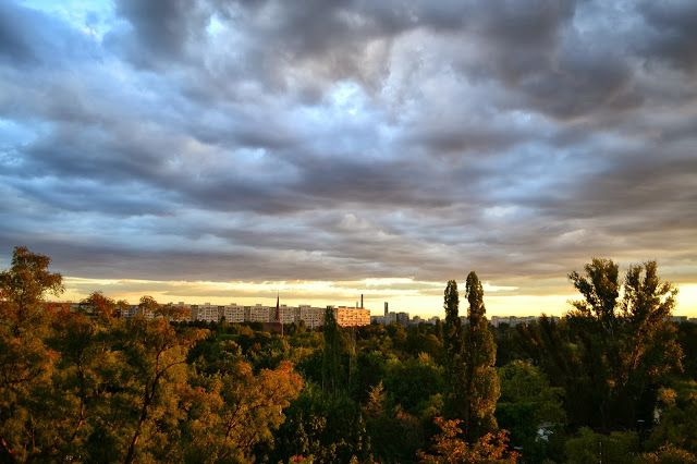 Charming Bucharest: Fall