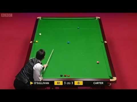 Ronnie O'Sullivan Historic 92 Clearance, 2012 World Snooker Championship...