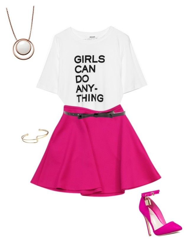 Rebecca Bunch 1.1 {Crazy Ex-Girlfriend} by sarah-natalie on Polyvore featuring polyvore, fashion, style, Zadig & Voltaire, Ted Baker, Skagen, Kate Spade, clothing, cw, crazyexgirlfriend and RebeccaBunch