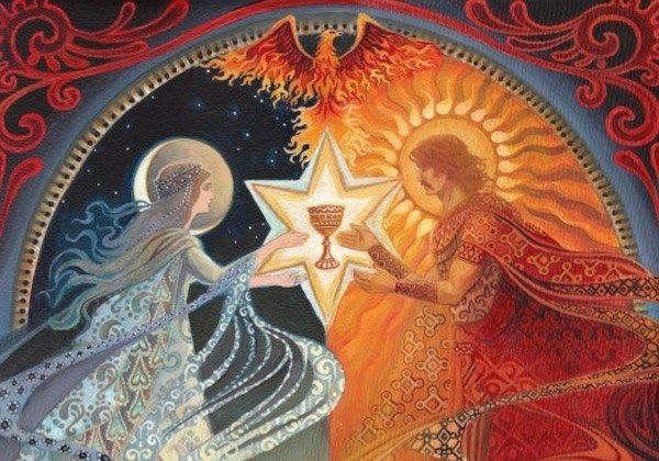 The meeting of venus and mars astrology October 5 2017