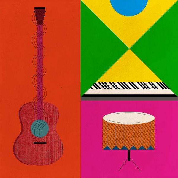 The Brazilian Band Garotas Suecas
