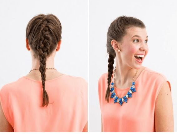 D Hairstyles: French Braid 80's Hairstyles That Are Actually Trendy