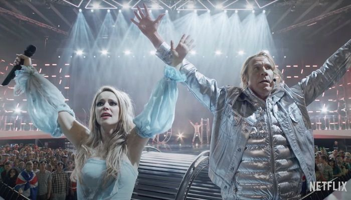 EUROVISION SONG CONTEST: THE STORY OF FIRE SAGA (2020) Movie Trailer: Will  Ferrell & Rachel McAdams are Aspiring Singers | FilmBook | Eurovision song  contest, Eurovision songs, Eurovision