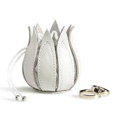 Ring Bag My Little Tulip White Wedding