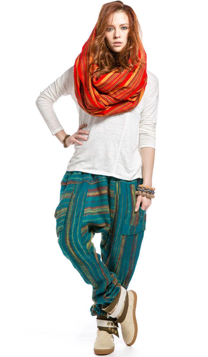 Восточные штаны, индийские шаровары, натуральная шерсть, теплые шерстяные алладины, этническая одежда, yoga pants, Oriental pants, wool warm harem pants, Indian clothes, Aladdin, ethnic clothing. 3380 рублей
