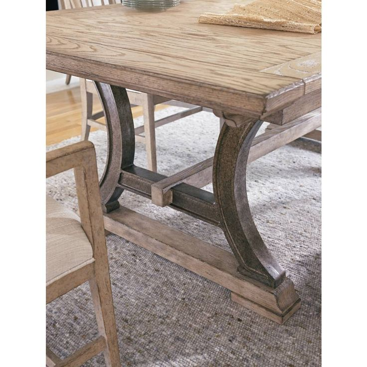 Coastal Living Resort Shelter Bay Table   Stanley Furniture