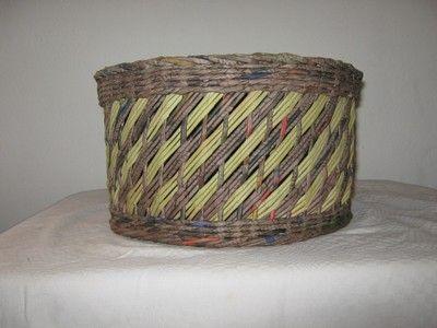 Vzor vrstva :: Moje pletení z papíru Hanča Čápule