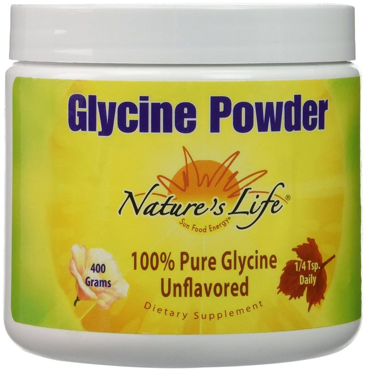Nature's Life Glycine Powder, 400 Gram *** Additional details found at the image link  : Herbal Supplements