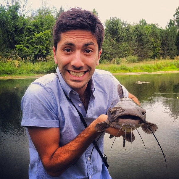 Nev Schulman from TV show Catfish